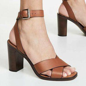 NEW Dolce Vita Nala Block Heel Sandals7.5